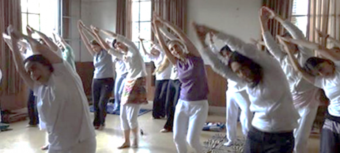 Yoga Postures (Asanas) and Yogic Dance